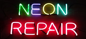 Horizon Electric Signs pany Repair Neon Custom Sign #1: neon repair
